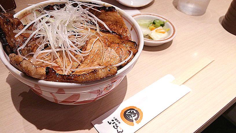 いっぴん豚丼